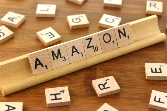 Amazonのパズル