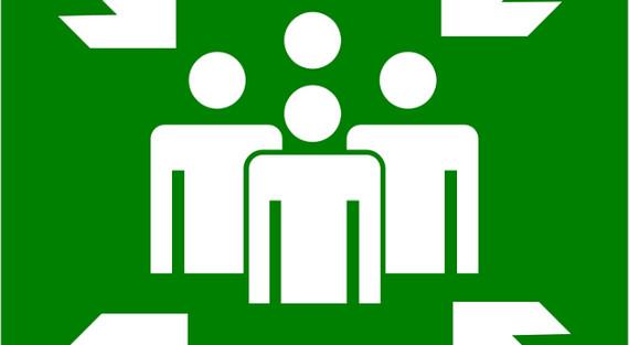 3人の人のイラスト